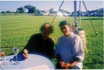 Julia Child and Me. Not the greatest quality photo, but one that I treasure.